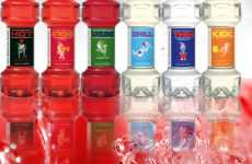 Aphrodisiac Water - Next Generation Waters Claims 'Hot' Flavor Increases Libido