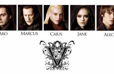 The Twilight: New Moon Volturi Clan Pictures Leaked Online