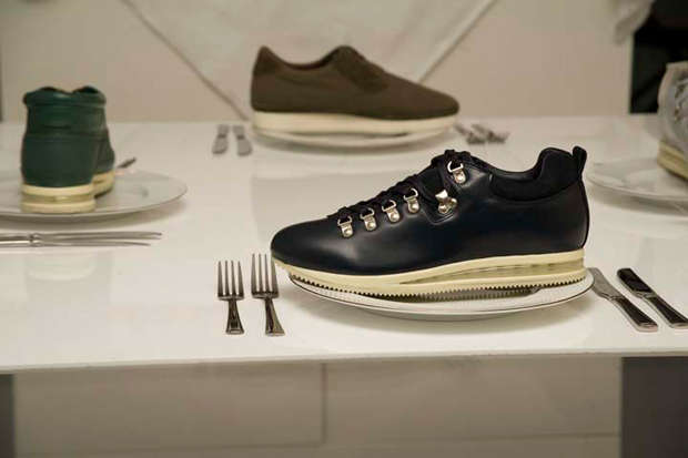 Tasty Shoe Installations
