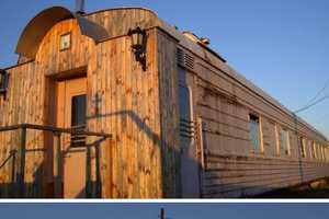 Communities Put Abandoned Train Cars to Good Use