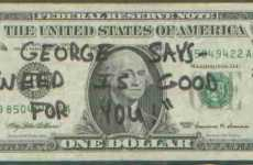 Currency Graffiti