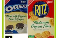 Organic Oreos and Organic Ritz