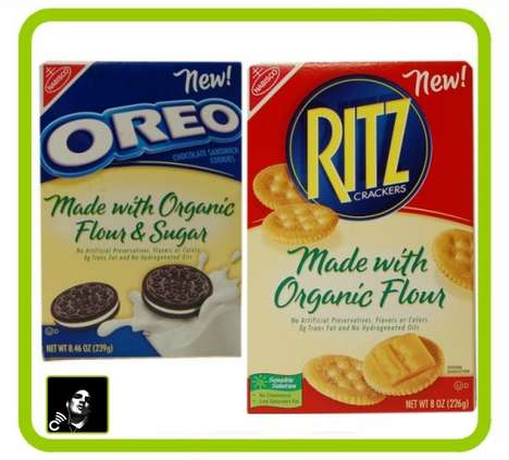 Organification - Organic Oreos and Organic Ritz