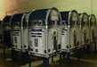 USPS Jedi Master Postal Mailboxes