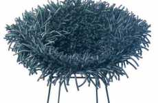 The Hairy Bertoia