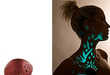 Aurora Jewelry Projects Patterns of Light Onto Your Skin