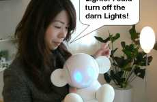 Toy Robot With Voice Recognition for Home Automation