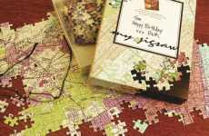 The Puzzle Piece Wine Rack