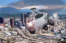 The Flying Car Takes Flight