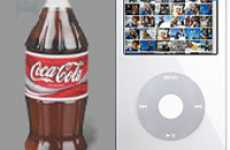 Coke Powered iPods