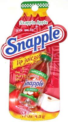 Snapple Lip Gloss