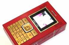 Chongwa Brand Cigarettes Camera Phone