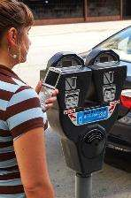 Pay Parking Meters With Your Mobile Phone