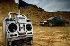 Real Remote Controlled Car