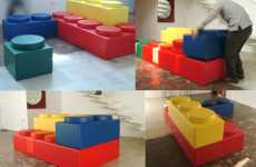 Fun Furniture - Lego Sofa