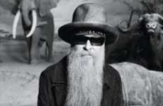Vintage Rocker Fashion Ads - John Varvatos and ZZ Top Team for Ad Campaign