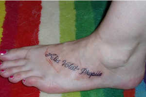 Incorrectly Spelled Tattoos Mortify Purchasers, Become Viral on the Web