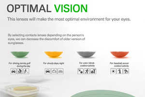 Optimal Vision Color Contact Lenses Protect Your Eyes From the Sun