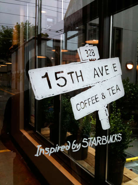 Faux Indie Espresso Bars - Starbucks 15th Avenue E Coffee and Tea Shops May Even Serve Wine