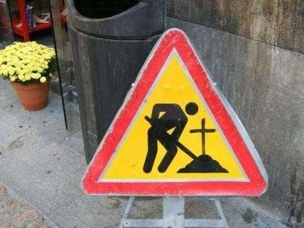 Humorous Traffic Signs
