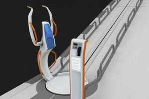 The Liftup is Designed to Help Mobilize the Elderly and Disabled