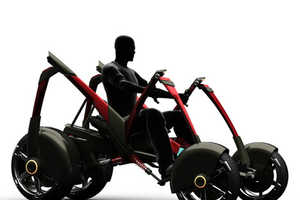 The M.S.Q.T.O Quad Bike Will Make You Itch With Excitement