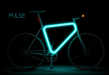 Illuminated Urban Bikes