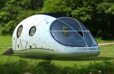 Futuristic Mobile Homes