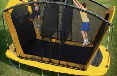 The Spaceball Tramp is Fun Fitness for Outer SpaceTraining