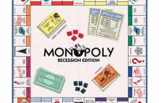 11 Monopoly Innovations - Honouring an Iconic Board Game, From Shoes to LEGO