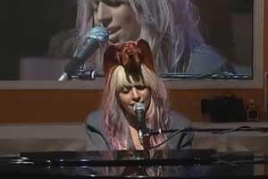 Lady Gaga's Animal-Shaped Mane for Tokyo Performance