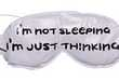 Eye Mask Messages