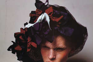 'Illusion' Plays on Androgyny for High Fashion's August Issue