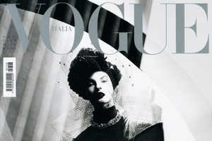 Steven Meisel Captures Linda Evangelista For Vogue Italia