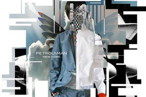 PETROU/MAN Ads by Nicolas Petrou Are Visually Stunning