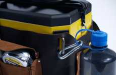 Tool Box Lunch Mates - Josh Tuminella Combines Food Cooling and Tool Carrier