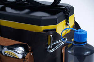 Josh Tuminella Combines Food Cooling and Tool Carrier