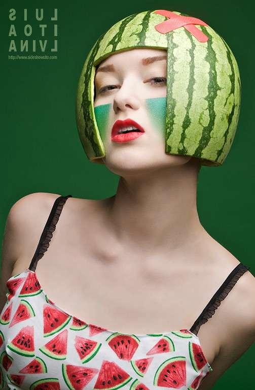 Fruity Makeup