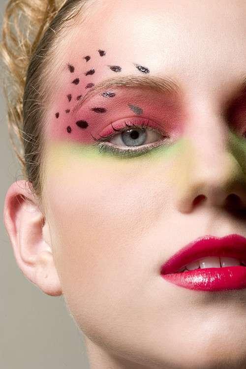 Fruity Makeup 4