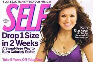 Kelly Clarkson's Self Magazine Shoot Raises Eyebrows