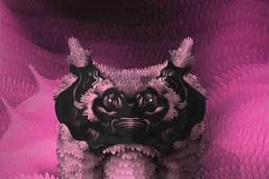 Adrian Van Delzel's Colorful Digital Art is Mesmerizing