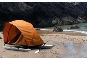 From Fireproof House Tents to Hybrid Kayak Shelters