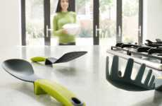 Clean-Friendly Kitchenware - 'Elevate' Utensils by Gillian Westley Make for Quick Tidyin