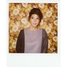 Polaroid Lookbooks - Scott Sternberg Creates an Impromptu Campaign with Marisa Tomei
