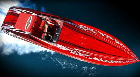 Supersonic Speed Boats
