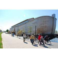 Noah's Ark Replica Created By Christian Johan Huibers