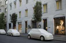 Car Tree Planters
