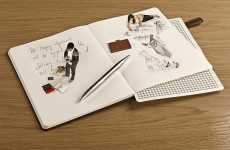 Mini Calendar People - Arwey Functional Notebooks Bring Appointments to Life