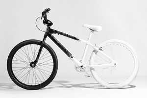 The Hundreds and SE Bikes Team to Produce Black and White Cycles