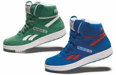 Relaunched Retro Runners - Reebok Re-Releases Their Classic BB4600 Kicks